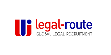 Legal Route - Global Legal Recruitment logo