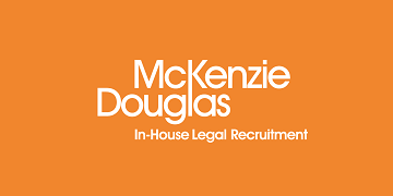 McKenzie Douglas In-House Legal Recruitment logo