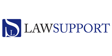Law Support logo