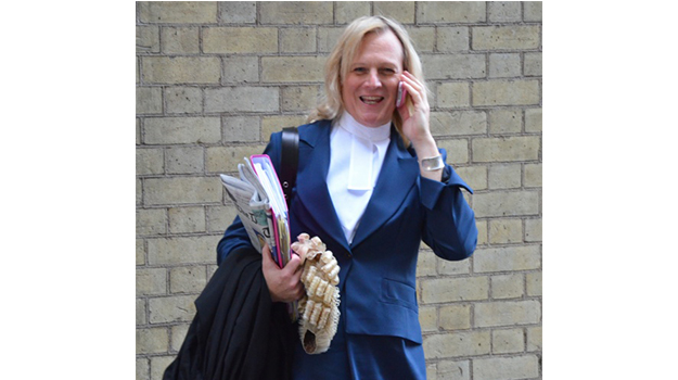 "My Pride Story: ""I'm a trans QC – I dreaded telling people but have had amazing support"""