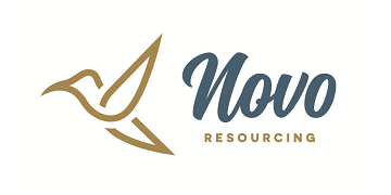Novo Resourcing logo