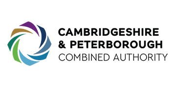 Cambridge and Peterborough Combined Authority logo