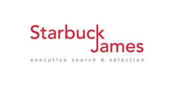 Starbuck James logo