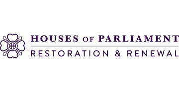 Houses of Parliament - Restoration & Renewal logo