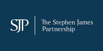 The Stephen James Partnership logo