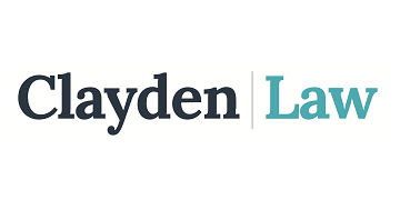 Clayden Law logo
