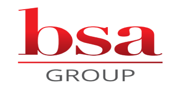 BSA Group logo